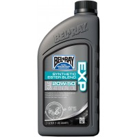 BEL-RAY HUILE EXP SYN BLEND 4T 20W-50 1L - BEL-RAY EXP SEMI-SYNTHETIC ESTER BLEND 4-STROKE ENGINE OIL 20W-50 1 LITER pièce moto
