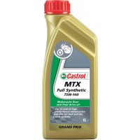 Fully Synthetic Gear Oil pièce moto