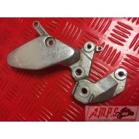 Platine repose pied passager droite 125 RS pièce moto