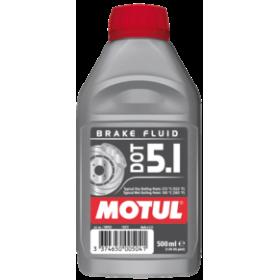 Liquide de Frein DOT 5.1 Brake Fluid 500ML