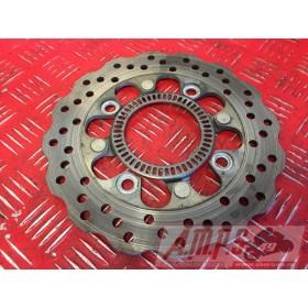 Disques de frein arrière ER6 09 10 11