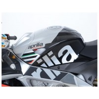 Sliders de réservoir R&G RACING carbone Aprilia Tuono V4 Factory