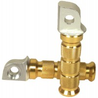 FOOTPEGS GOLD KAW-REAR