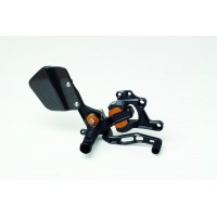 REARSET VCR BK/OR