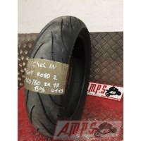 Michelin pilot road 2 160-60 zr 17 15% 41-19 Ducati 796 Monster 2010 à 2014 pièce moto